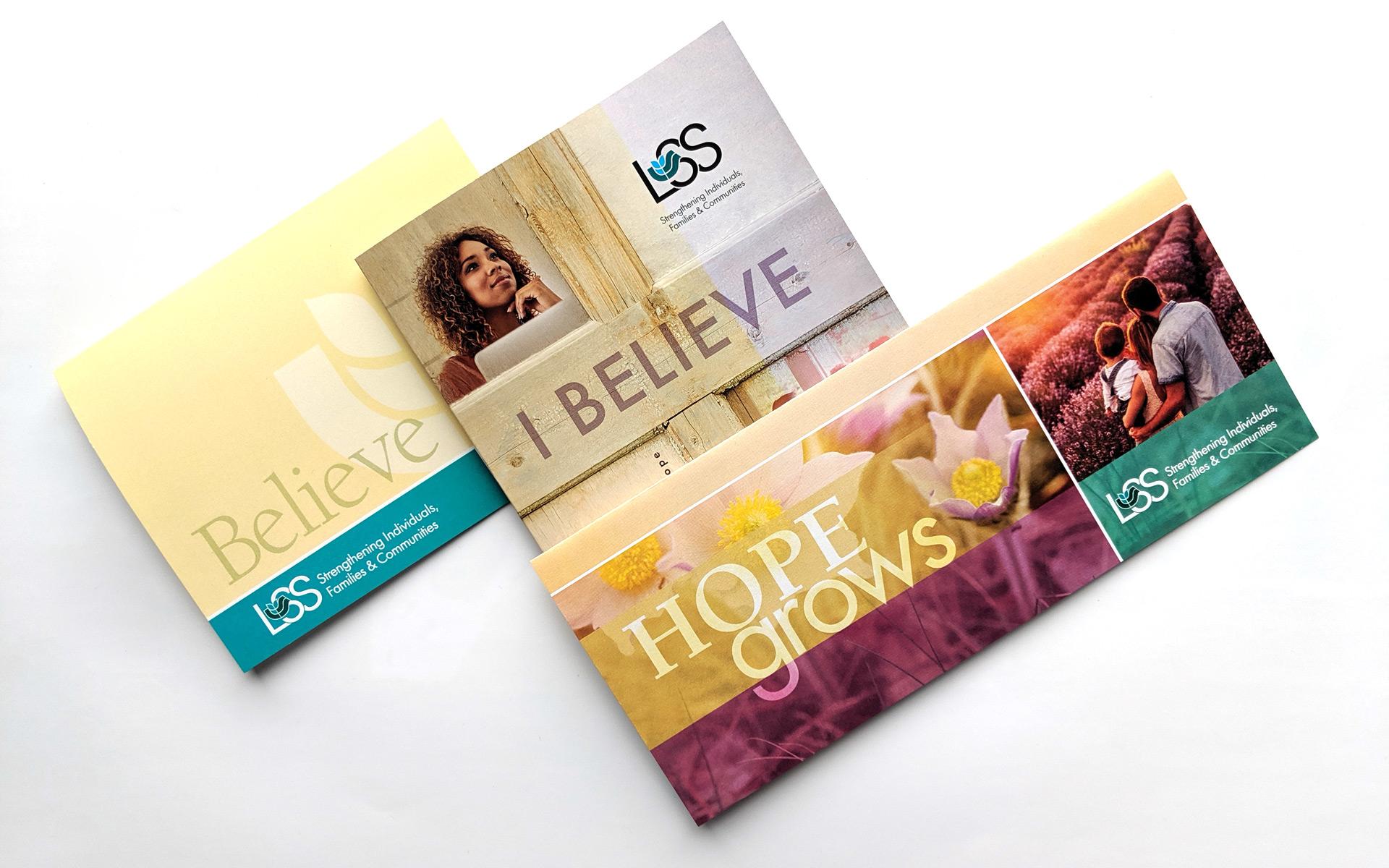 Lutheran Social Services Brochure