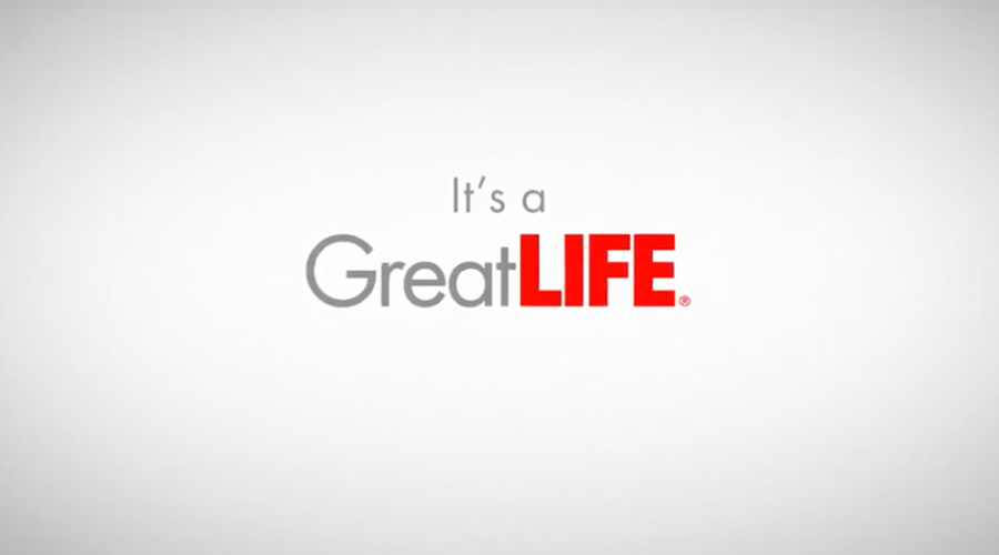 It's a great life