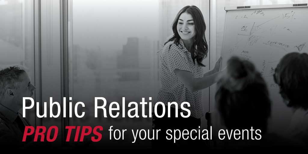 Public Relations Tips