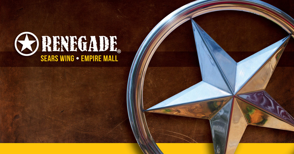 Renegade - Sears Wing - Empire Mall