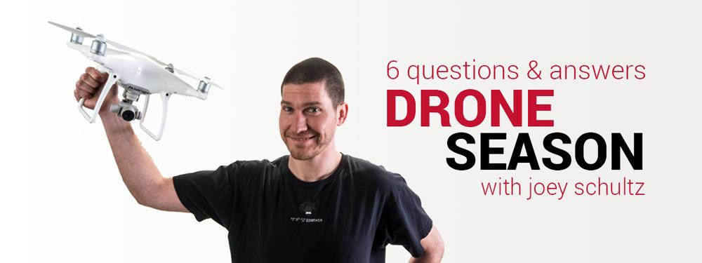 Drone Certified Joey Schultz