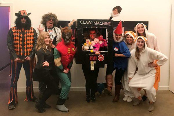 HS Halloween 2018