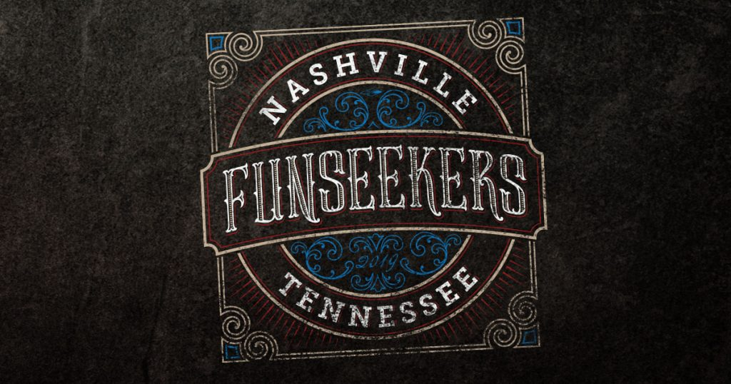 FunSeekers logo for Nashville