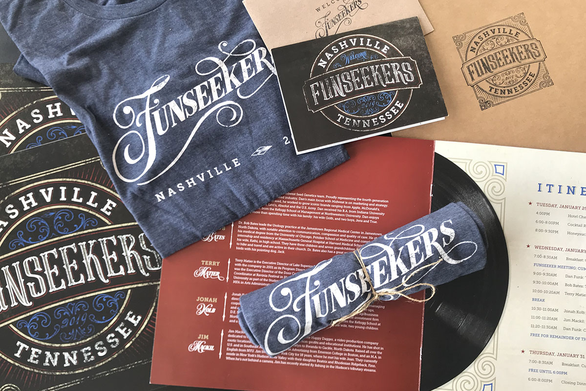FunSeekers logo for Nashville Items
