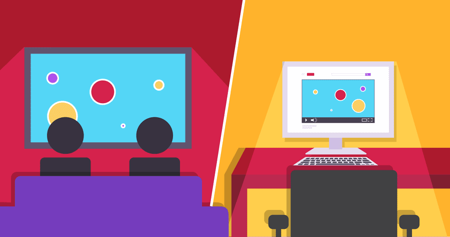 Traditional vs Digital Media Marketing