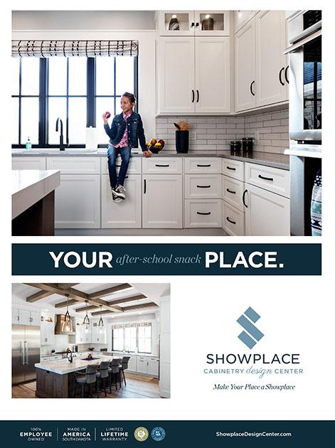 Showplace ad