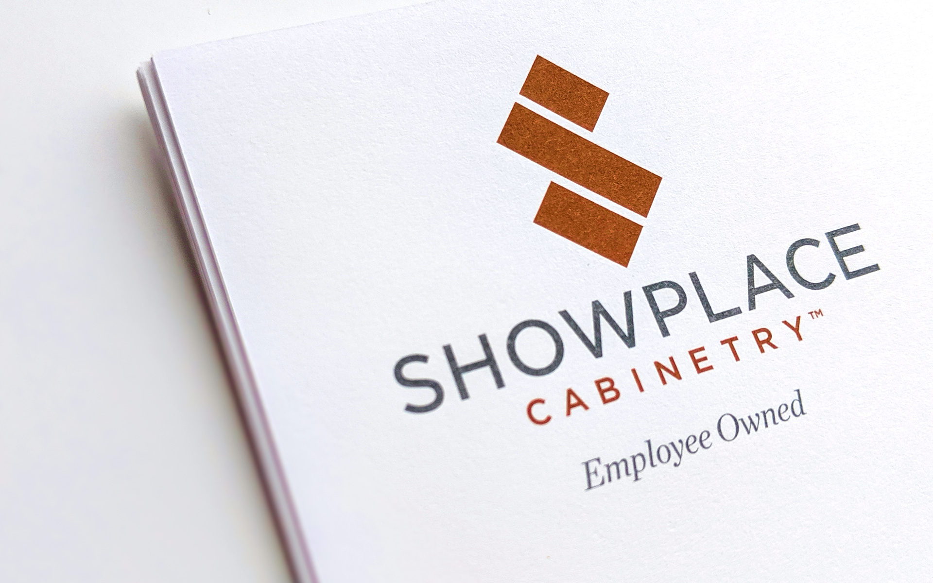 Showplace Cabinetry book