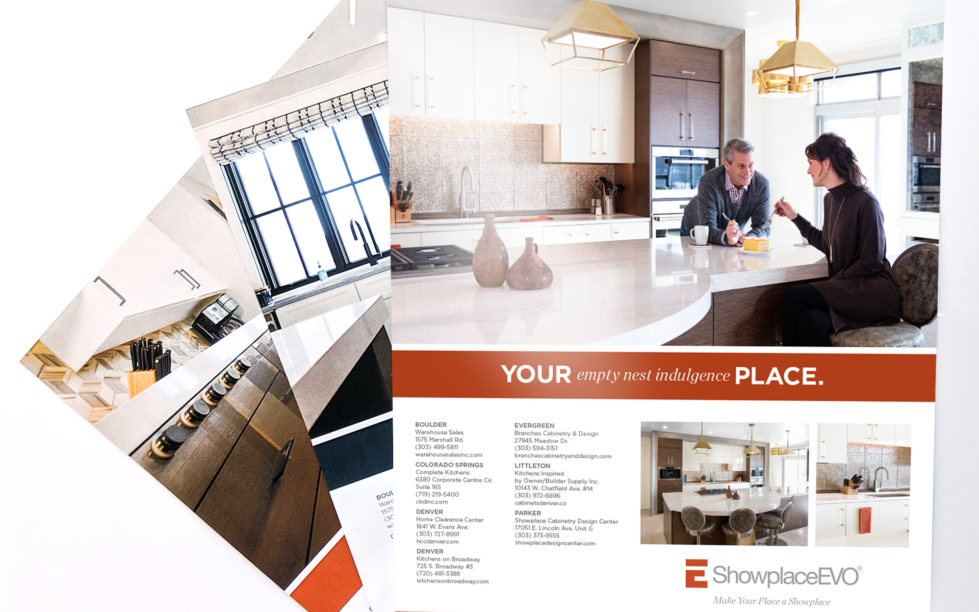 Showplace Cabinetry magazine