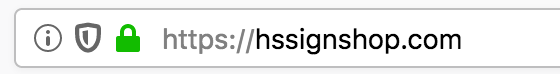 this site has an ssl properly installed