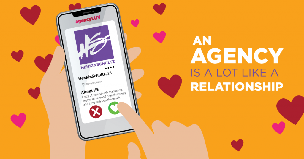 An Advertising Agency is a Lot Like a Relationship