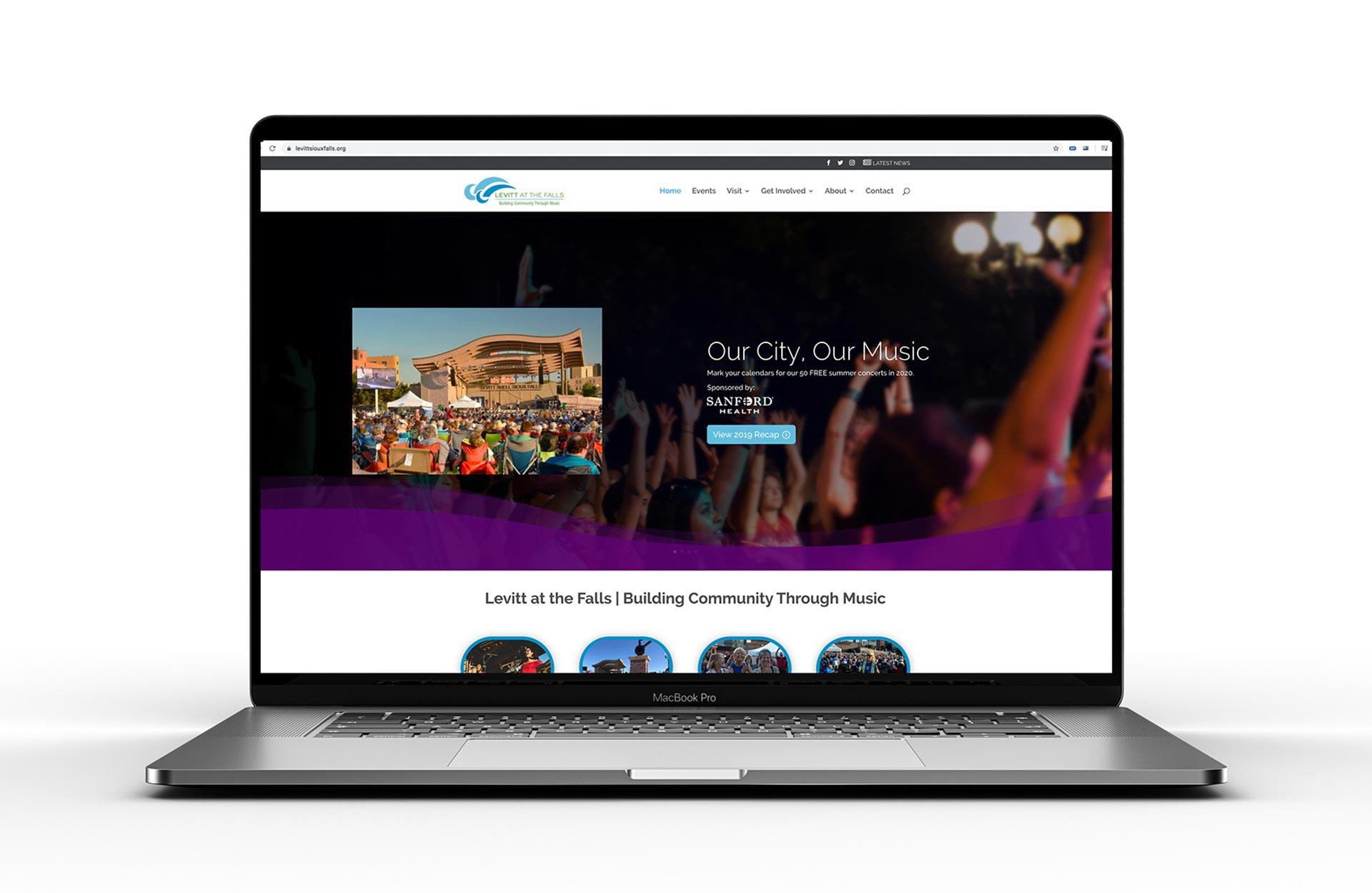 Levitt Website