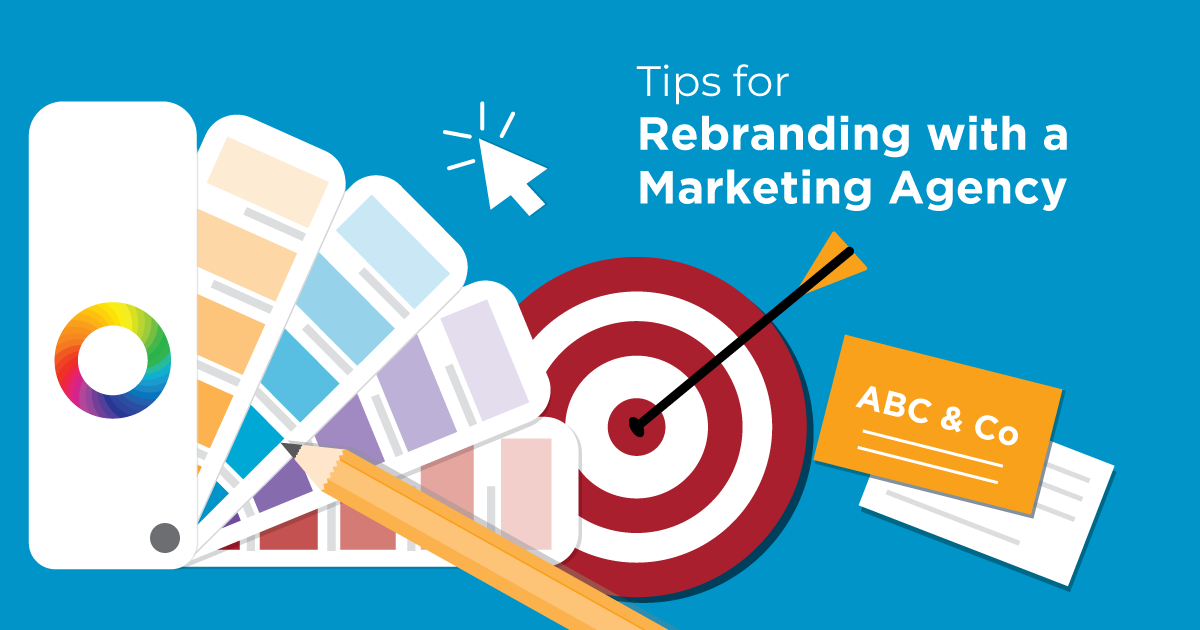 tips for rebrand