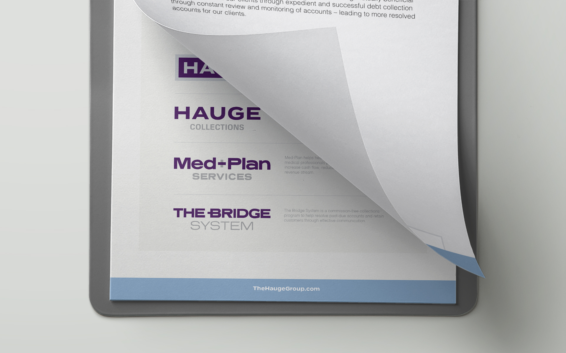 Hauge collateral