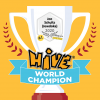 Hive World Champ blog image