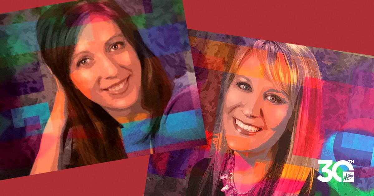 Becka & Emily