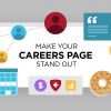 Tips to Make your Company's Career Web Page Stand Out