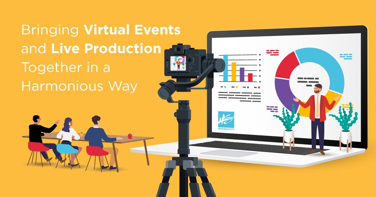 Virtual Events & Live Production