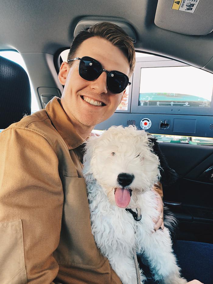 Mason & Dog