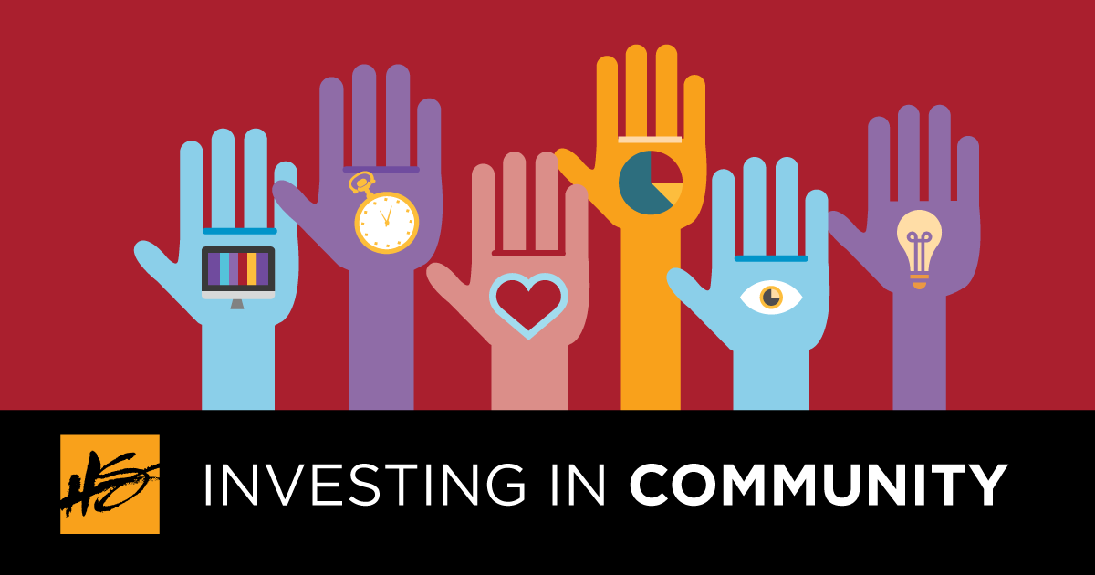 Investing In Community